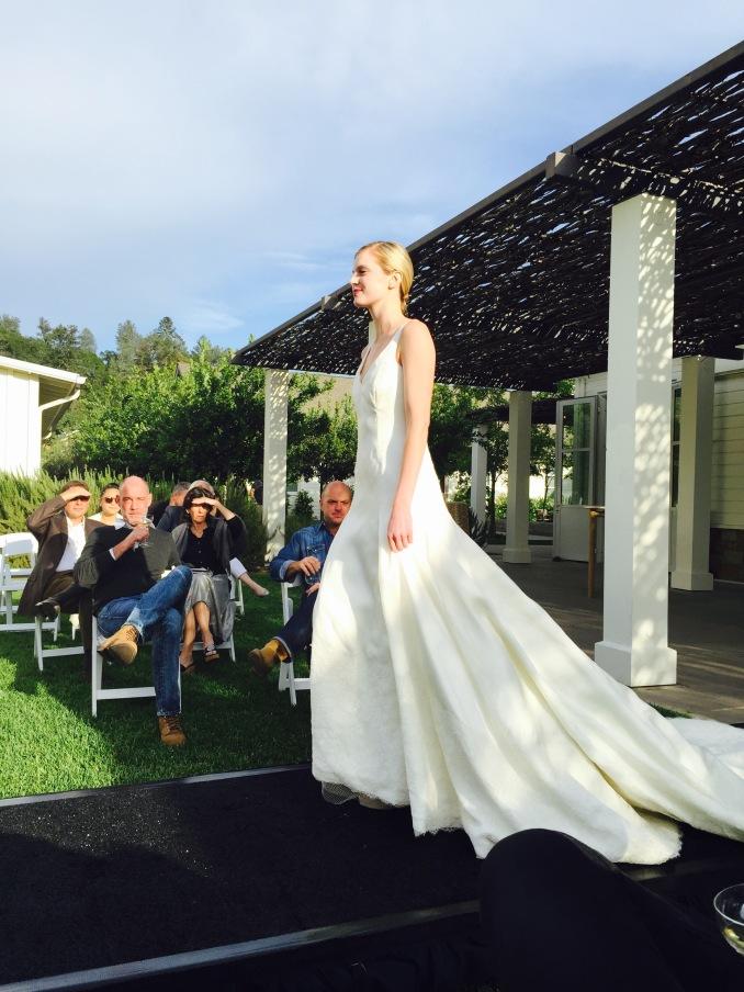 Justina Bridal Mixes & Mingles at Solage Calistoga